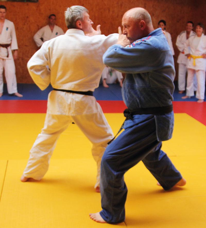 Senseï Judo jujitsu